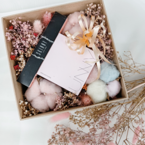 Create Your Own All Things Pretty Blooming Gift Box